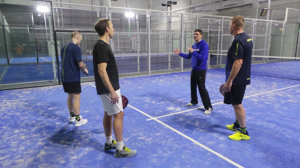 Padel courses and certifications for coaches and instructors throughout Europe.