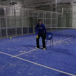 padel lessons in norway