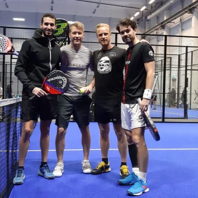 Padel travels to Spain, padel projects throughout Europe, certifications for padel coaches.